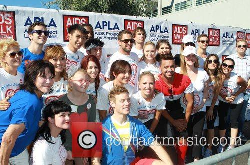 Aids Walk and Talents 4