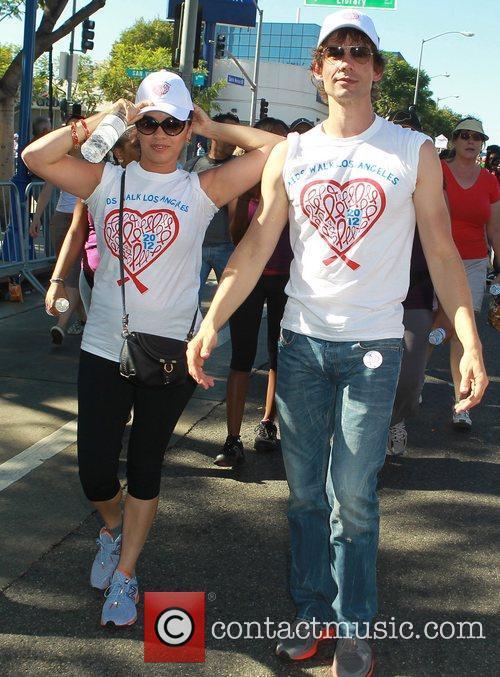Anel Gorham and Christopher Gorham 2