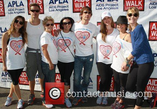 Carly Pope, Bryce Johnson, Tammy Lynn Michaels, Anel Gorham, Christopher Gorham, Sara Rue, Tamara Mello and Leslie Bibb