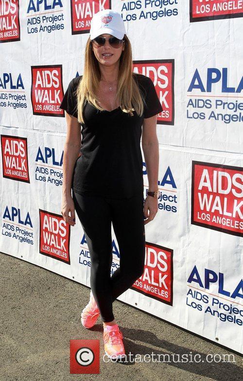 Daisy Fuentes    28th Annual AIDS...