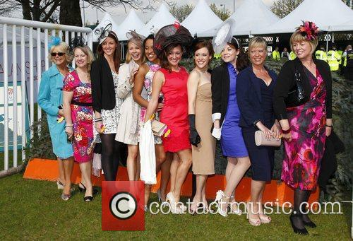 atmosphere ladies day at the john smith 3825931