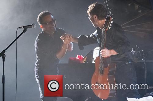 Featuring: Al Di Meola, Gonzalo RubalcabaWhere: Lisbon, Lisboa,...