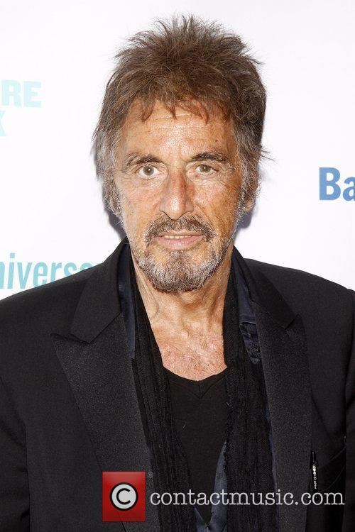Al Pacino to appear in Happy Valley