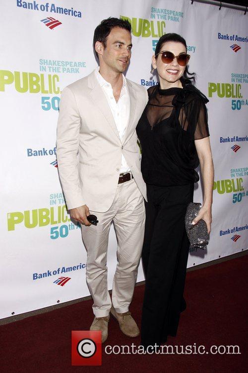 Keith Lieberthal and Juliana Margulies   50th...