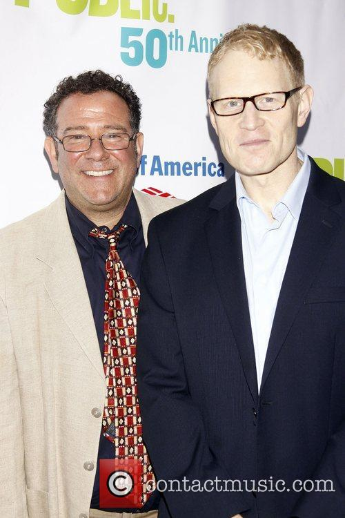 Michael Greiff and Guest  50th Anniversary Gala...