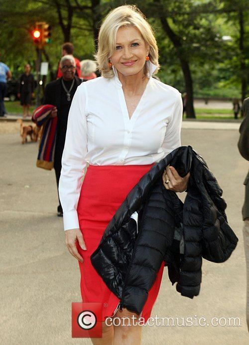 Diane Sawyer   50th Anniversary Gala to...