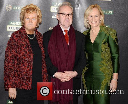 Brenda Fricker, Glenn Close, John Banville and Dublin International Film Festival