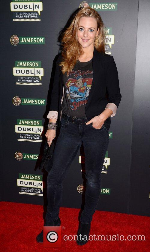 Miranda Raison and Dublin International Film Festival