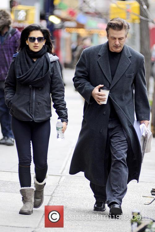Alec Baldwin and Hilaria Baldwin 6