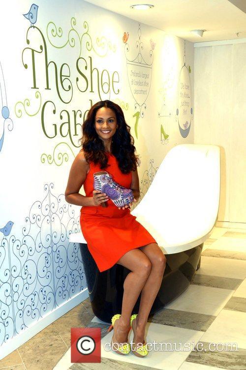 Alesha Dixon launches Ireland's largest show department 'The...