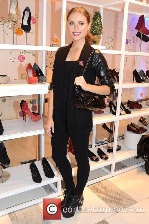 Holly Carpenter Guests arrive at Ireland's largest shoe...