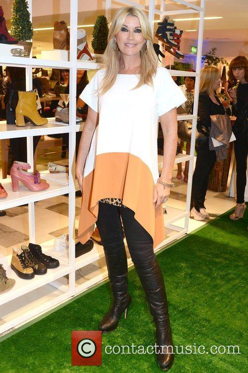 Lisa Fitzpatrick Guests arrive at Ireland's largest shoe...