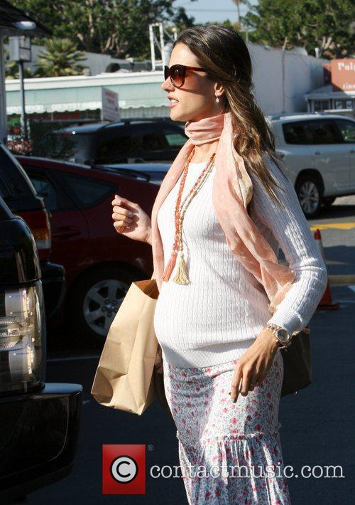alessandra ambrosio shopping in brentwood los angeles 5788336
