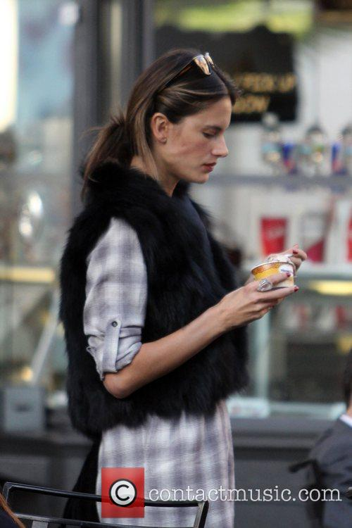 alessandra ambrosio and her daughter spend the 5768055
