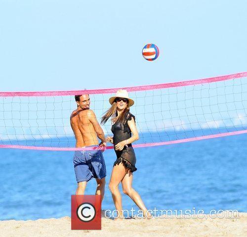 Alessandra Ambrosio and Malibu Beach 4