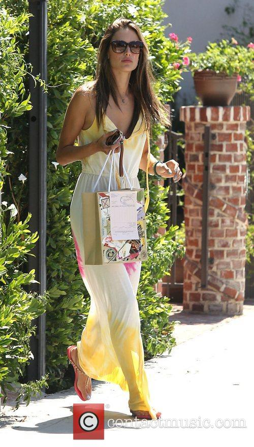 Alessandra Ambrosio and West Hollywood 3