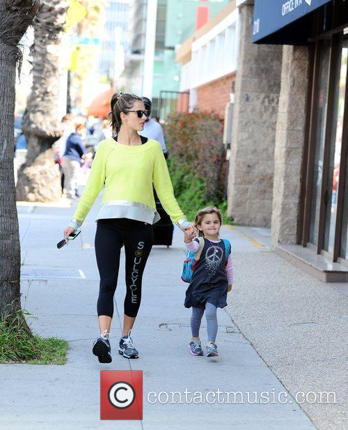 pregnant with her second child alessandra ambrosio 5812702