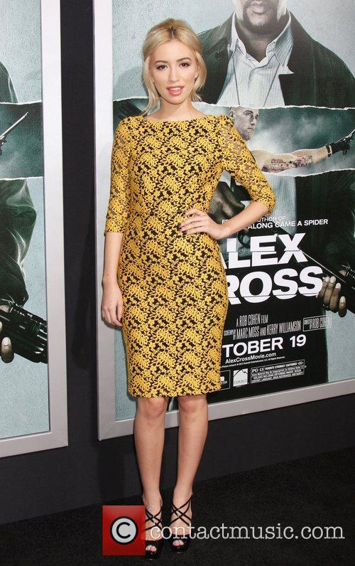 Premiere of Summit Entertainment's 'Alex Cross' at the...