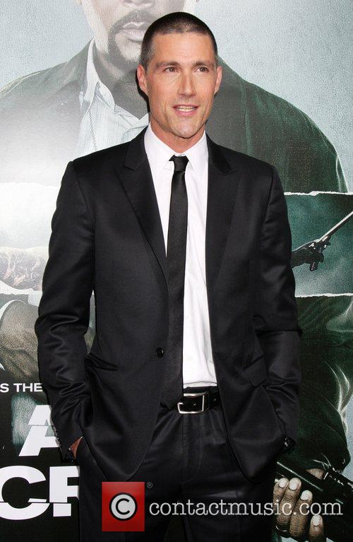 Matthew Fox and Arclight Cinemas 9