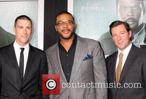 Matthew Fox, Tyler Perry, Edward Burns and Arclight Cinemas 7