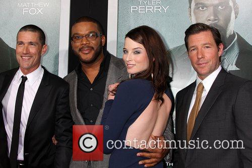 Matthew Fox, Tyler Perry, Rachel Nichols, Edward Burns and Arclight Cinemas 8