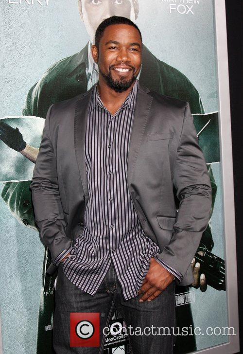 Michael Jai White and Arclight Cinemas 1