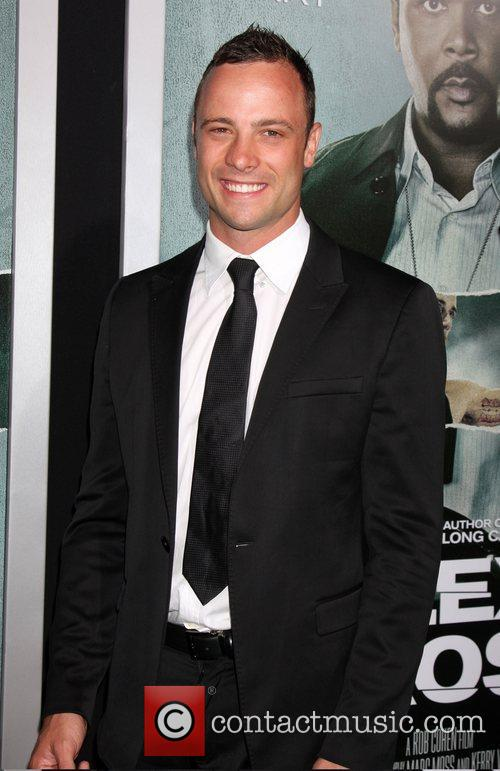 Oscar Pistorius, Alex Cross Premiere