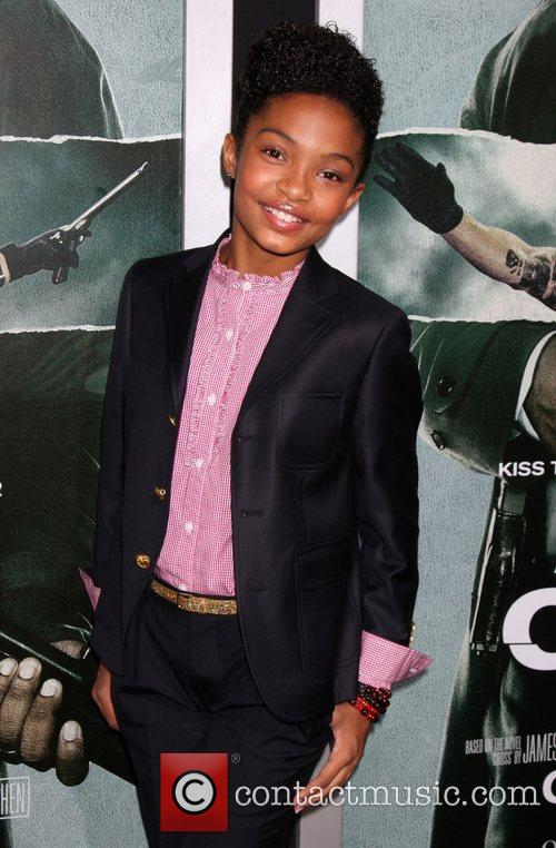 Yara Shahidi and Arclight Cinemas 1