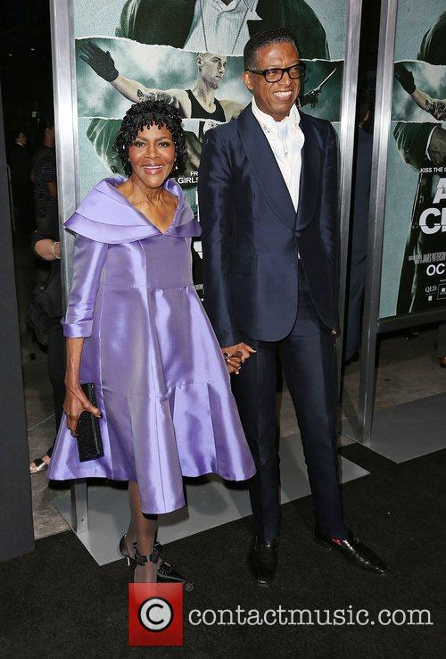 Cicely Tyson and B Michael 4