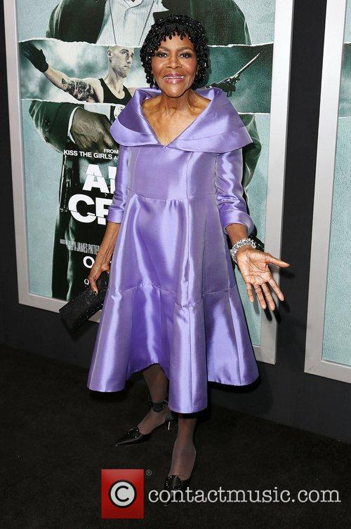 Cicely Tyson Premiere of Summit Entertainment's 'Alex Cross'...