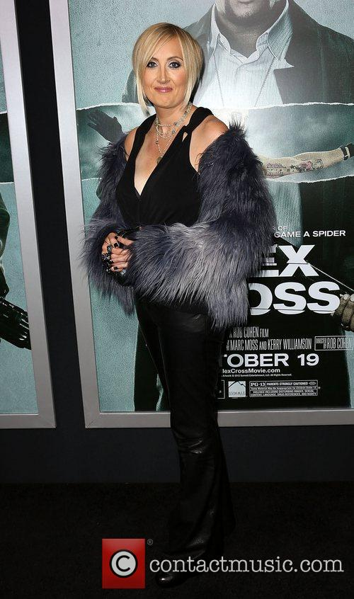 Kerry Williamson Premiere of Summit Entertainment's 'Alex Cross'...