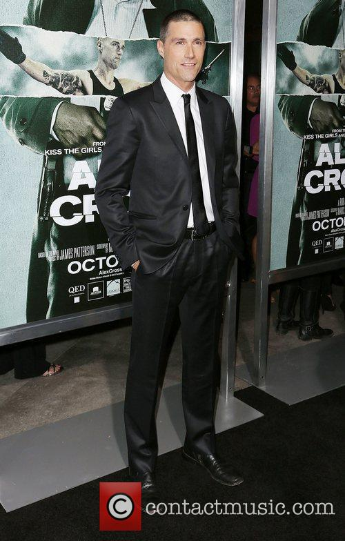 Matthew Fox and Arclight Cinemas 3