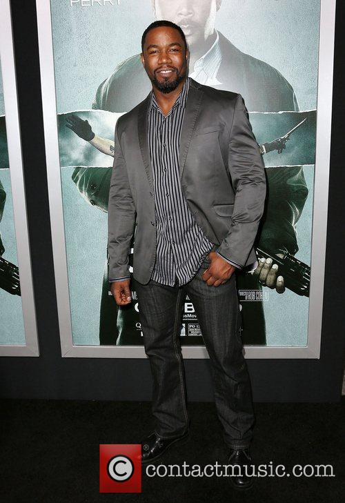 Michael Jai White and Arclight Cinemas 3