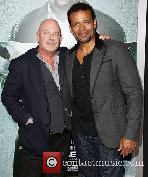 Rob Cohen and Mario Van Peebles 2