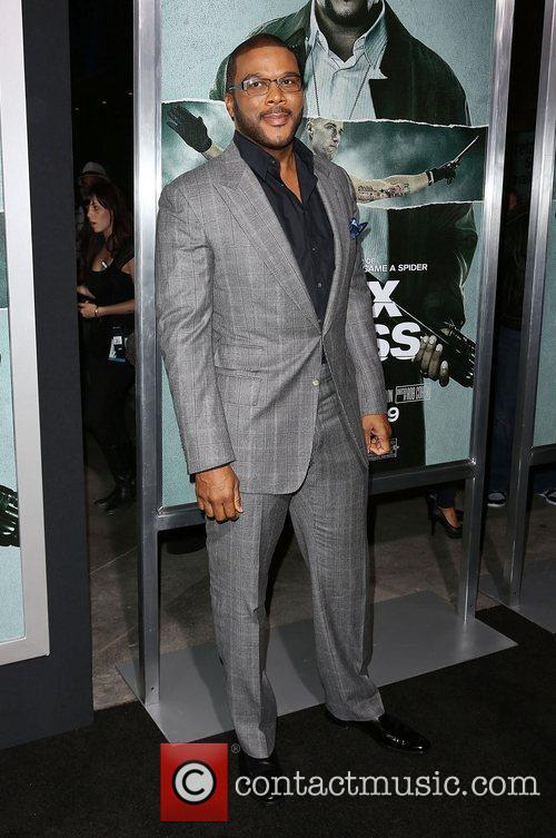 Tyler Perry and Arclight Cinemas 1
