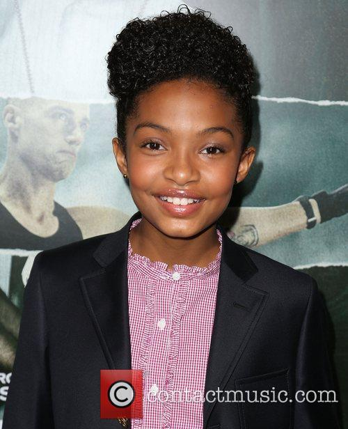 Yara Shahidi and Arclight Cinemas 3
