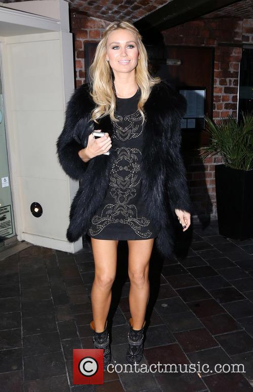 Featuring: Alex Curran, Alex Gerrard