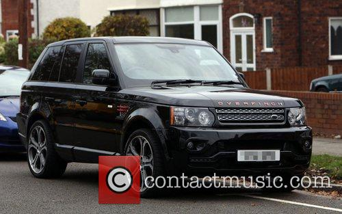 Steven Gerrard's brand new limited edition Range Rover,...