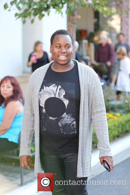 glee star alex newell spends time at 4021975