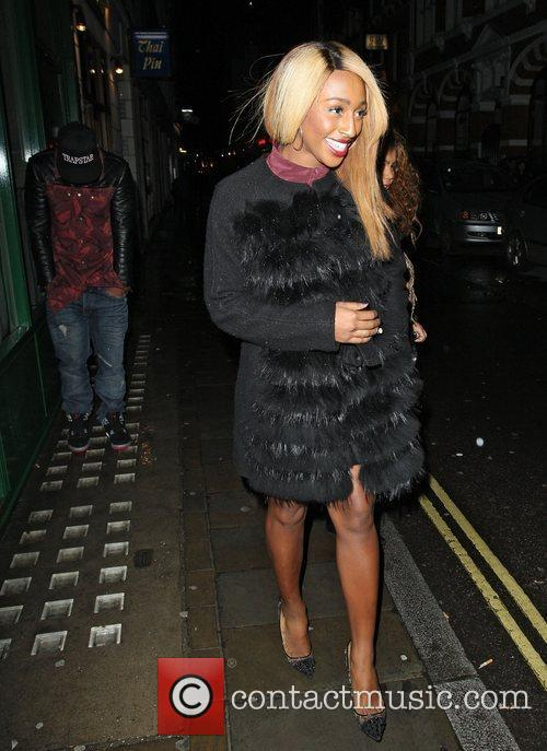 Alexandra Burke and Covent Garden 3