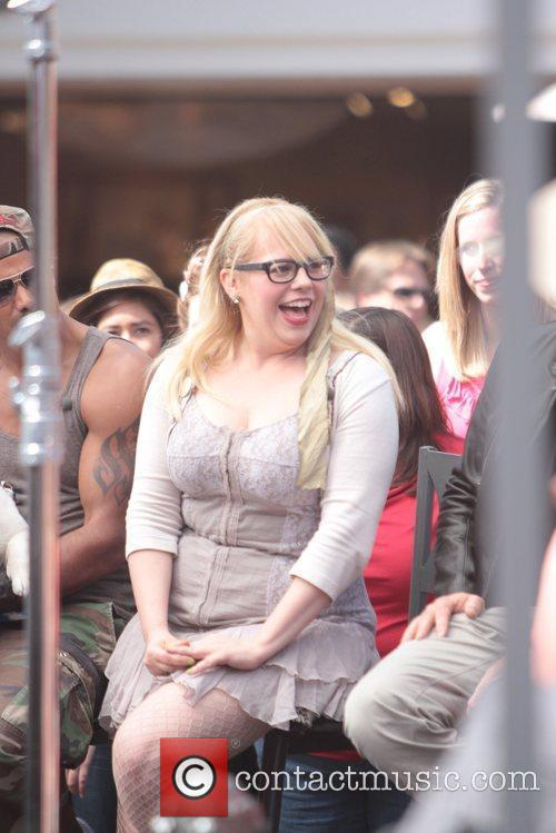 Penelope Garcia Celebrities at The Grove to appear...