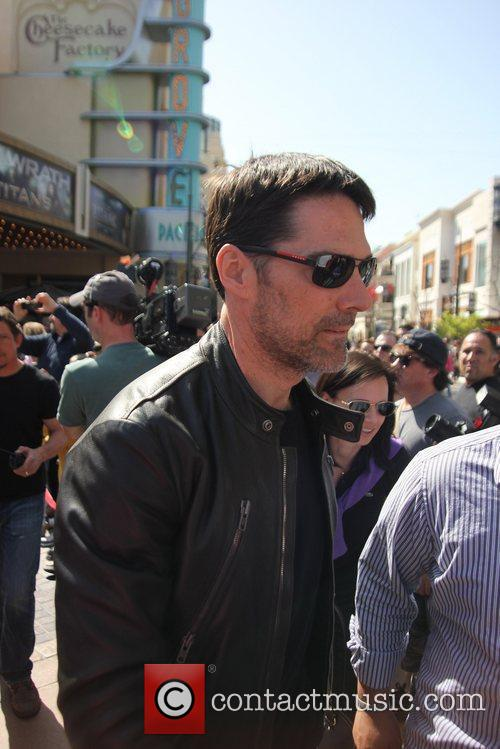 Thomas Gibson Celebrities at The Grove to appear...