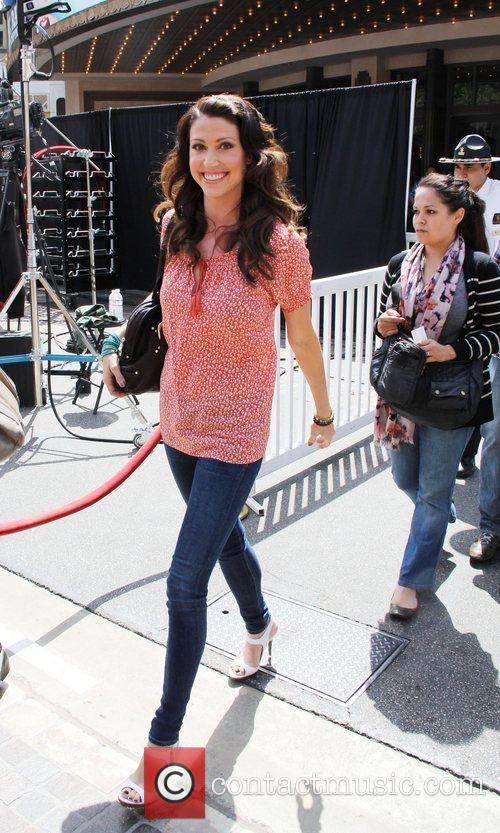 Shannon Elizabeth at The Grove to appear on...