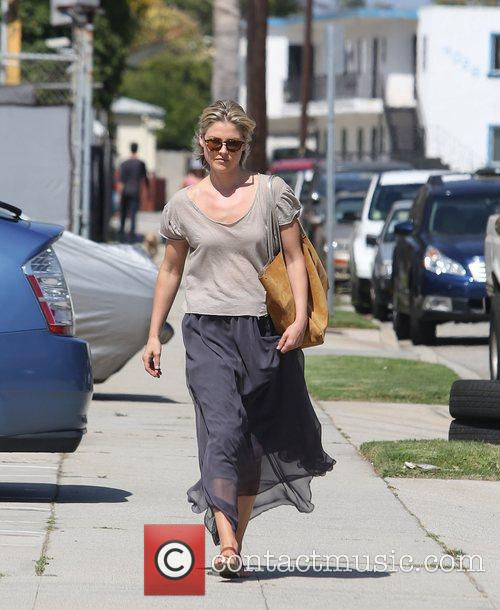 Ali Larter  seen out and about...