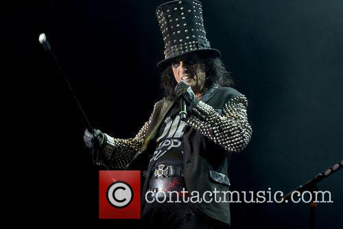 alice cooper performing live at liseberg amusement 4025886