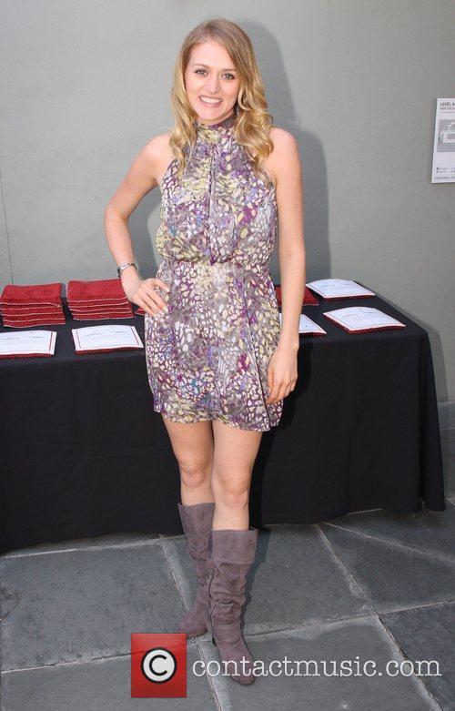 Kayla Tabish Alive! Expo Green Pavilion Oscar Awards...