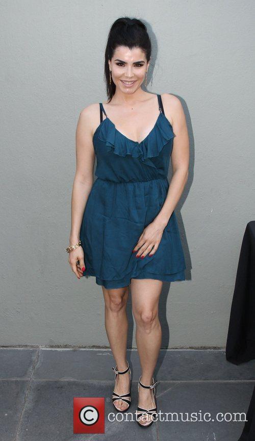 Tara Crespo Alive! Expo Green Pavilion Oscar Awards...