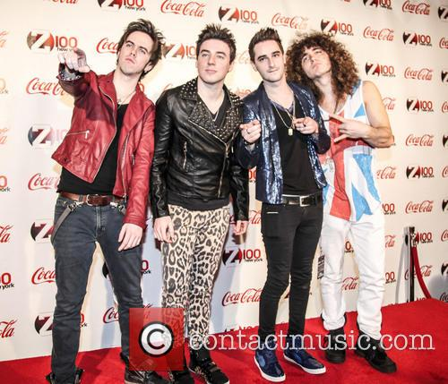 The Z100's All Access Lounge party  Featuring:...