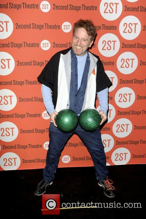 Dan Finnerty  attends the Second Stage Theatre's...