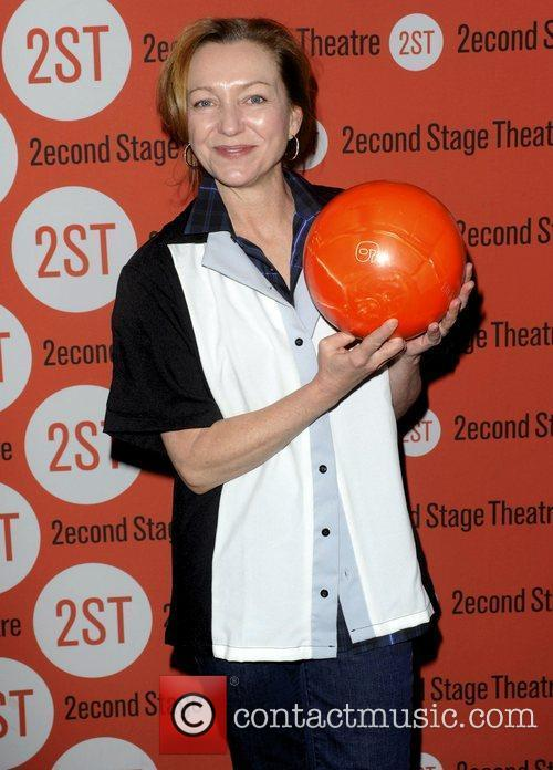 Julie White  attends the Second Stage Theatre's...